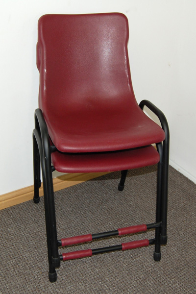 Adult Stacking Chair