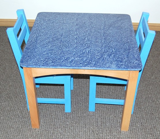 Kids Table and Chairs / Pre School Furniture