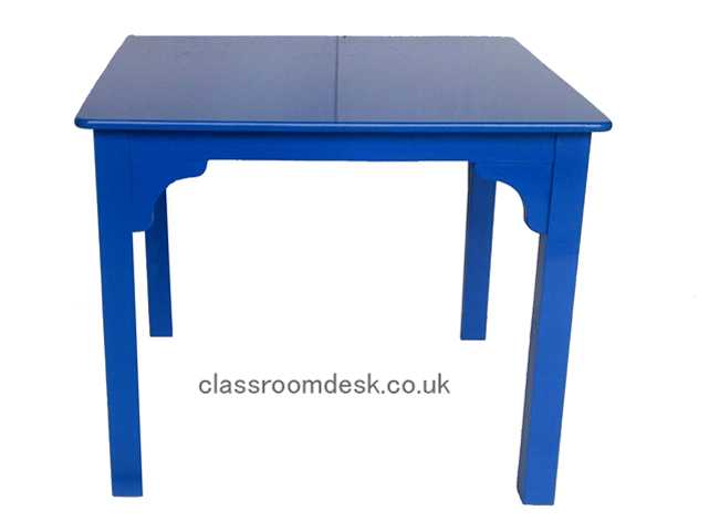 Preschool Kids Wooden Table