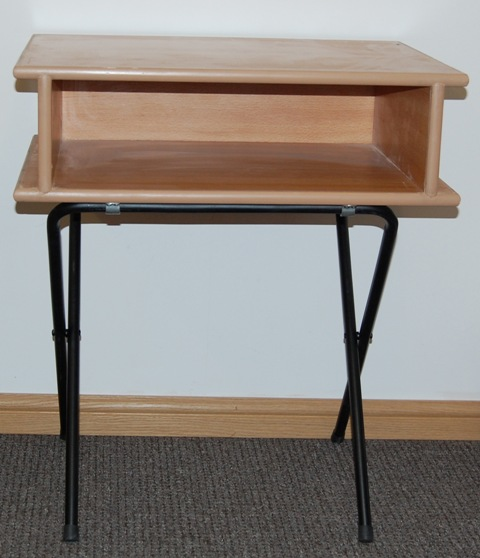 07-Classroom Desk With Draw